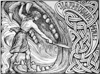 ラグナロク、神々が死に絶える北欧神話の最終戦争、その終末とは
