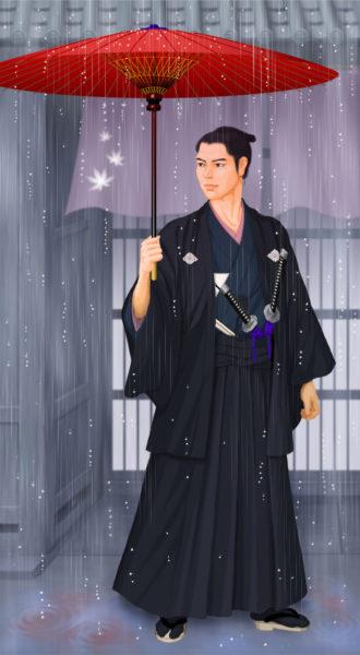 桂小五郎 ,木戸孝允-1