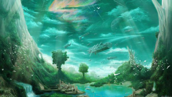 楽園 ,理想郷-1